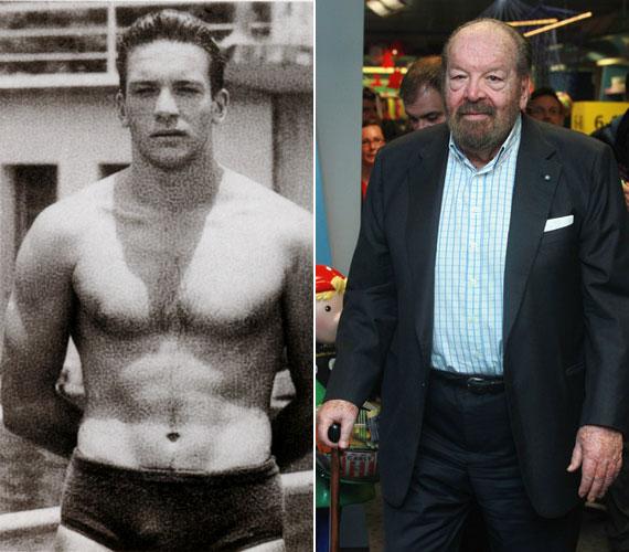 A ma már 82 éves színész egykor élsportoló volt.