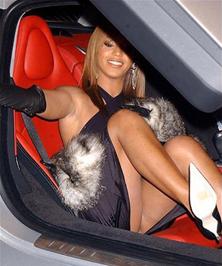 Beyoncé is laza