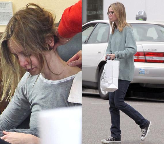 Ismerősei szerint a színésznő egyre többször szenved lelki válságtól alulfoglalkoztatottsága miatt.