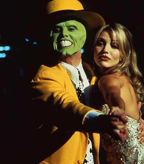Jim Carrey-vel  21 évesen, mindenféle színészi előtanulmány nélkül jelentkezett a Maszk női főszerepére, Jim Carrey mellé. A mozi végül az 1994-es év egyik legnagyobb durranása lett.  Kapcsolódó címke: Jim Carrey »