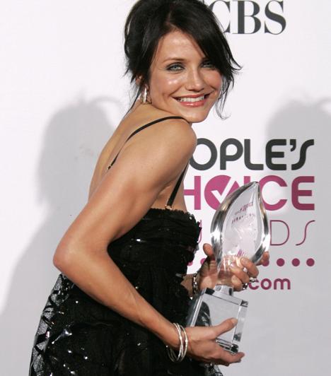 Kedvenc színésznő  2007-ben a 33. alkalommal megrendezett People's Choice Awards gálán neki adományozták a Kedvenc színésznőnek járó díjat.