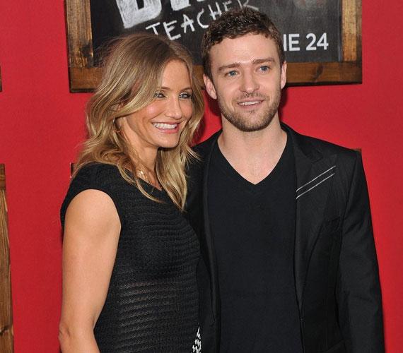 A szőke bombázó 2003 és 2006 között a popsztár Justin Timberlake-kel élt együtt, akivel együtt forgatta a Rossz tanár című vígjátékot.