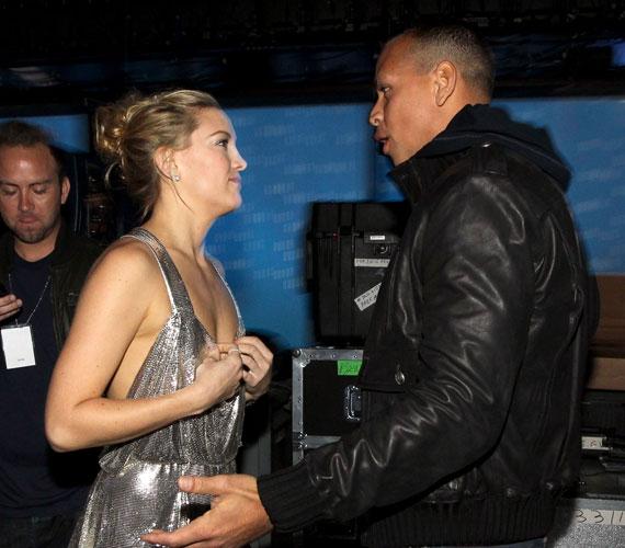 Alex Rodriguezt sok hölggyel hírbe hozták már, 2009-ben például Kate Hudson pasija volt, de Cameronnal nagyon jól kijöttek.