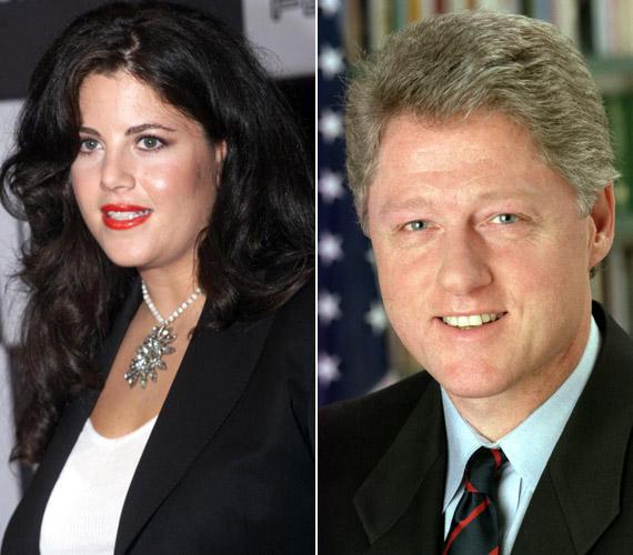 Monica Lewinsky azt hitte, ami az Ovális irodában történt, az ott is marad. Tévedett, és hatalmas botrányba keveredett ő és Bill Clinton.