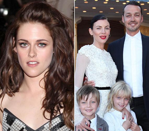 Kristen Stewart a Hófehér és a vadász forgatásán szűrte össze a levet a rendezővel,Rupert Sandersszel. A férfit felesége, Liberty Ross azonnal kirakta, de Robert Pattinson is szakított a színésznővel.
