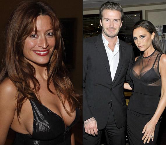 David Beckham egykori asszisztensével,Rebecca Loosszal csalta meg Victoriát, félrelépései közül ezt az egyet maga is bevallotta.