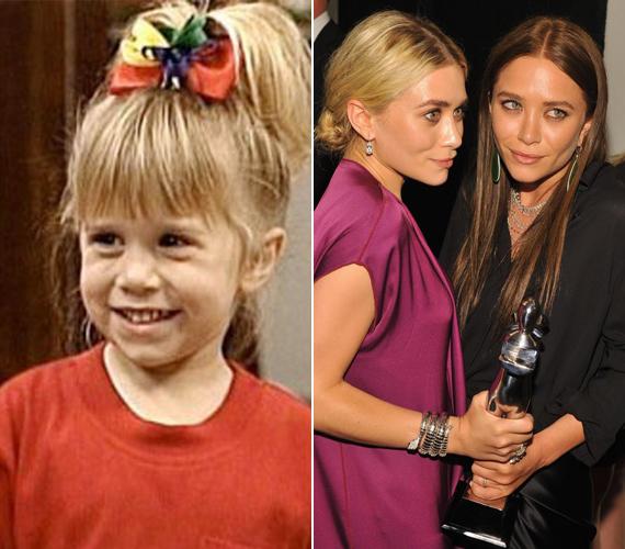 Mary-Kate és Ashley Olsen is ezzel a sorozattal alapozta meg hírnevét.