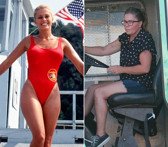 Nicole Eggert 1992 és 1994 között volt Baywatch-vízimentő, neki sem nagyon termett babér Hollywoodban ezt követően, csupán tévéfilmekben bukkant fel. A színésznő férjhez ment, majd elvált, két gyermeket nevel, és mivel nem igazán sikerült munkát találnia, csődöt kellett jelentenie, majd, hogy anyagi helyzetét rendbehozza, tavaly fagyisnak állt. Vett egy leselejtezett fagyis autót, lefestette és megjavíttatta, ezzel rója Studio City utcáit.