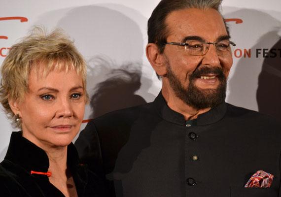 Sandokan és Lady Marianna a vörös szőnyegen: a film bemutatása után 40 évvel együtt jelentek meg, a rajongók legnagyobb örömére.