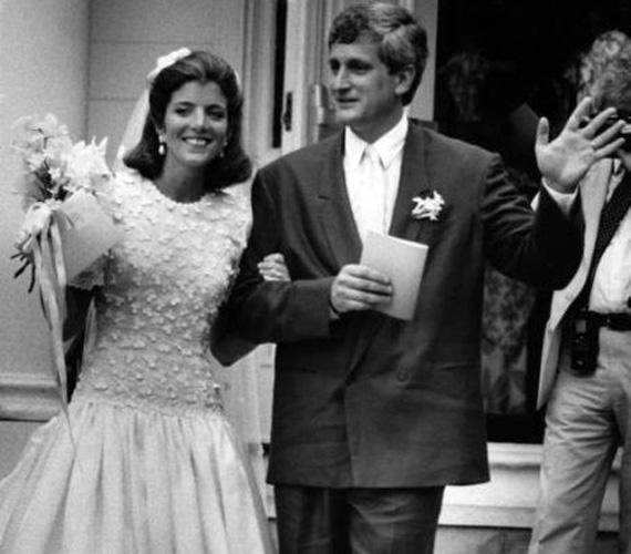 A Metropolitan Museum of Art-ban dolgozott, amikor megismerte Edwin Arthur Schlossberg tervezőt. 1986. július 19-én házasodtak össze.