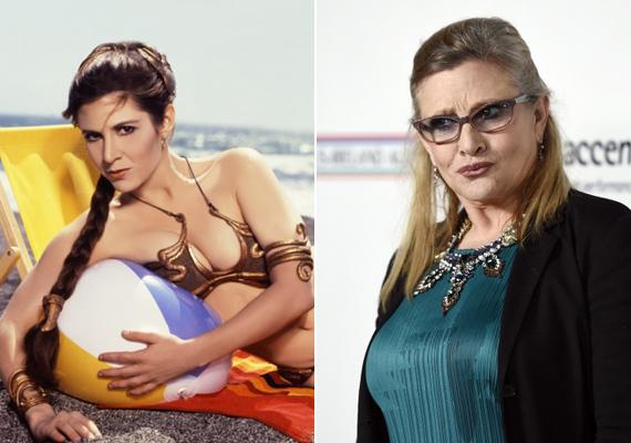 Ennyit tesz 30 év, a színésznő csak árnyéka régi önmagának. Sokáig a hízásáról sem vett tudomást, most azonban bevallotta, hogy nagyon zavarják a plusz kilók.