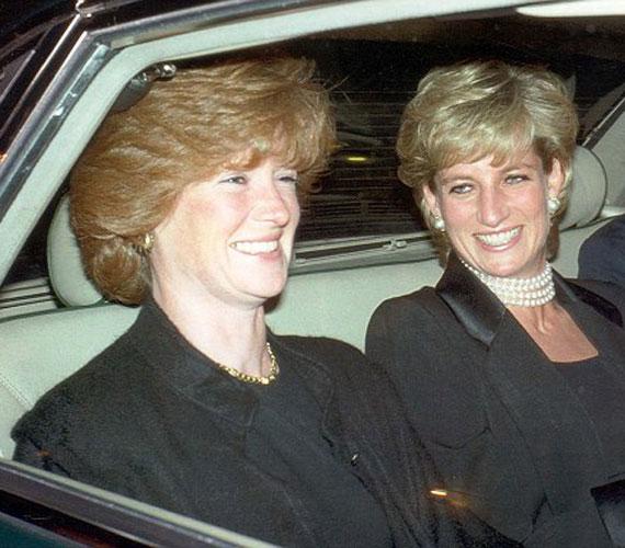 Celia anyja, Diana hercegnő idősebb nővére 22 évesen néhányszor randevúzott a walesi herceggel. Sarah Spencer mutatta be Károlynak jövendőbeli feleségét, az akkor csupán 16 éves Diánát.