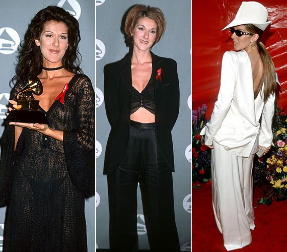Az énekesnő ezekkel a ruhákkal hatalmas felhördülést keltett a vörös szőnyegen: 1983-ban a Grammyn jelent meg a horgolt, teljesen átlátszó ruhában, mely alól a bugyija is kilátszott. 1995-ben a melltartójával hozta zavarba a Grammy résztvevőit, 1999-ben pedig az Oscar-gálán mutatkozott a furcsa, elöl-van-a-hátulja ruhájában.