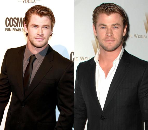 A 29 éves ausztrál színész, Chris Hemsworth várható volt, hogy bekerül a legszexisebb pasik közé. Idén övé lett a képzeletbeli bronzérem, miután a második helyet elorozta előle Blake Shelton, az amerikai Voice mestere.