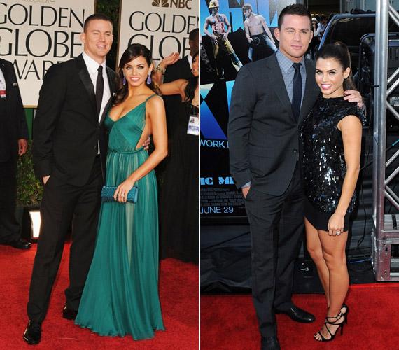 Magánéletében kiegyensúlyozott: Jenna Dewan színésznővel már két éve házasok.