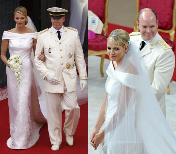 A pazar esküvő a bulvárlapok szerint majdnem meghiúsult. Állításuk szerint 2011. június 28-án, pár nappal a ceremónia előtt Charlene el akarta hagyni Monacót, miután a lapok Albert harmadik törvénytelen gyermekéről cikkeztek.