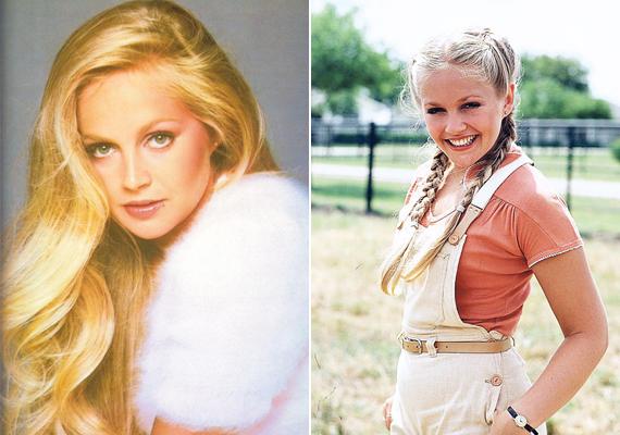 Ha pedig nem emlékeznének rá, így nézett ki a népszerű színésznő a közkedvelt sorozatban.