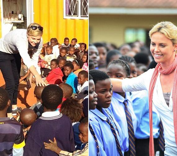 Imádja a gyerekeket és attól lesz igazán boldog, ha tudja, egy kicsit jobbá tette az életüket.