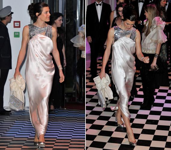 A 2010-es Morocco Rose bálra választott ruhája klasszisokkal verte az idei évit.