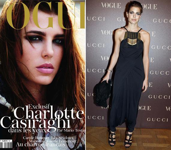 Nem ismeretlen számára a modellkedés, már szerepelt a Vogue címlapján is. A partin, ahol a bejelentés megtörtént, egy fekete, arany nyakékkel díszített selyemruhában jelent meg, amely a Gucci tavaszi kollekciójából származott.