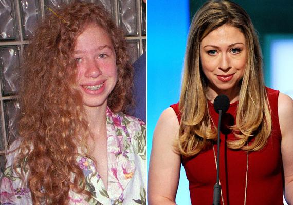 Ilyen bájos nő lett Chelsea Clintonból. Újabban a Bill, Hillary & Chelsea Clinton Alapítvány egyik vezetőjeként a globális problémákra igyekszik felhívni a figyelmet.