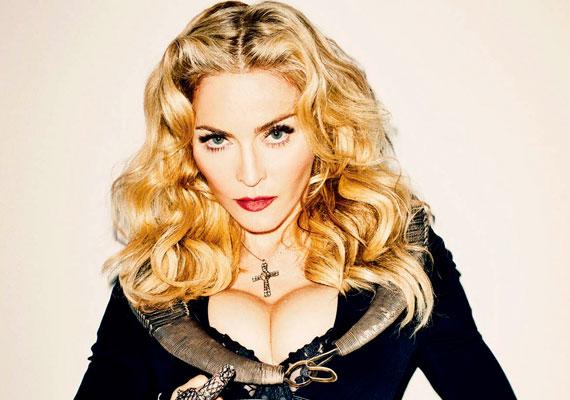 Madonna állítólag azért vált el korábbi férjétől, Sean Penntől, mert az bántalmazta őt, sőt, egyik dalában konkrétan meg is énekelte mindezt.