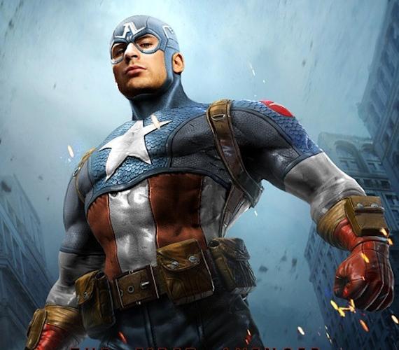 Evanst új filmjében képregényhősként láthatjuk viszont, az Amerika Kapitány: Az első bosszúálló augusztus 4-én kerül a hazai mozikba.