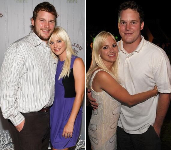 Chris és Anna 2007-ben találkoztak egy filmforgatáson, majd röviddel ezután randizni kezdtek. 2009-ben összeházasodtak, 2012-ben pedig megszületett Jack. A színésznő már akkor is imádta férjét, amikor még inkább a mackós jelző illett rá, semmint a macsó vagy szívtipró szavak.