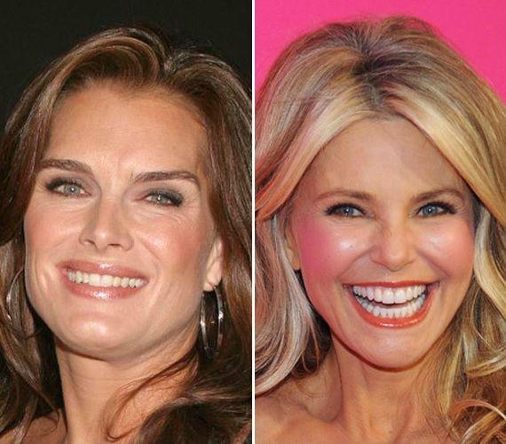 Christie Brinkley 61, míg Brooke Shields 49 éves, ám még mindig bomlanak utánuk a férfiak, a koruk pedig egyáltalán nem látszik rajtuk.