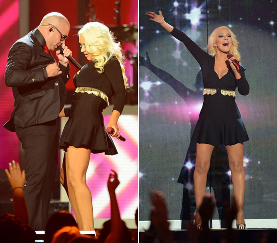 Kisgyermeke mellett újra a karrierjére koncentrál, újult erővel robbant be ismét a pop világába.