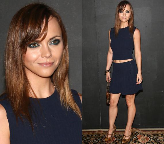 A színésznő elmondása szerint még sohasem volt ilyen vékony, végre jól érzi magát a bőrében.