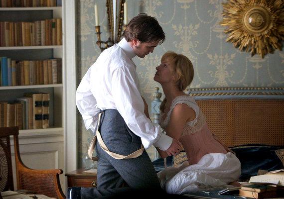A 19. századi Casanova Uma Thurmant is ágyba viszi - sőt, feleségül is veszi a busás hozomány, illetve a politikai befolyás érdekében.