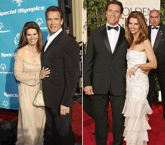 A ma már 67 éves Arnold Schwarzenegger 1986-ban vette el a nála nyolc évvel fiatalabb Maria Shrivert, négy gyermekük született a házasságból. 2011-ben költöztek külön, miután kiderült, hogy a színész nemcsak hogy megcsalta az egyik alkalmazottukkal, de a nő gyereket is szült neki.