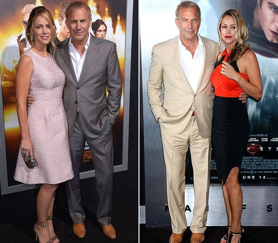 Kevin Costner kétszer nősült, Cindy Silvával 1978 és 1994 között volt házas, 2004 óta pedig Christine Baumgartner a felesége. A német-amerikai modell 19 évvel fiatalabb férjénél, és három gyermeket szült a színésznek. Kevin Costnernek ezen felül még négy gyermeke van korábbi kapcsolataiból.