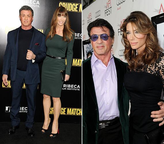 Sylvester Stallone, úgy tűnik, harmadik felesége mellett találta meg a boldogságot. A nála 22 évvel fiatalabb Jennifer Flavin modellt 1997-ben vette el, azóta is együtt vannak. Stallone öt gyermek apja, jelenlegi párjától három kislánya született.
