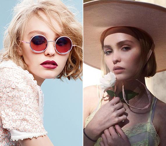 Vanessa Paradis és Johnny Depp 16 éves lánya, Lily-Rose most kezdi bontogatni a szárnyait modellként. Őt kérték fel a Chanel aktuális kampányához, de a lány nemrég részt vett a Self Evident Truth kampány fotósorozatában is, amivel nyíltan vállalta, hogy nem tartja magát egyértelműen heteroszexuálisnak.