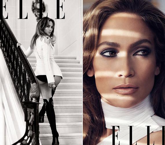 Jennifer Lopez 45 éves, ő sem szereti a ráncokat. Sőt, mostanában a nőies vonalait is inkább leretusáltatja.