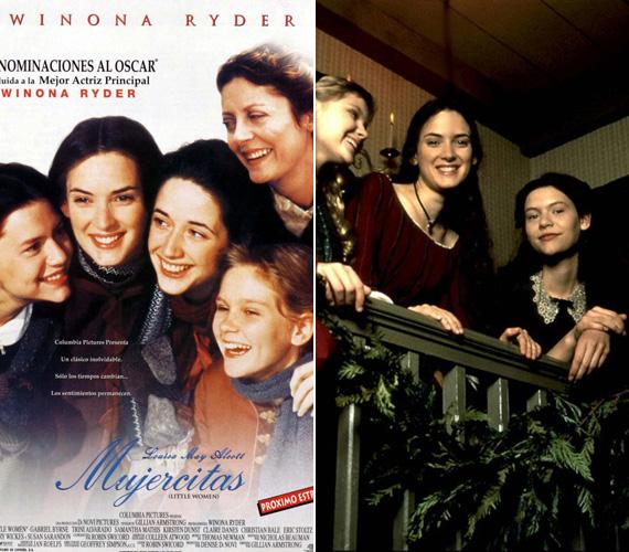 1994-ben a Kisasszonyokban olyan sztárokkal szerepelt együtt, mint Susan Sarandon, Winona Ryder, Kirsten Dunst és Christian Bale.