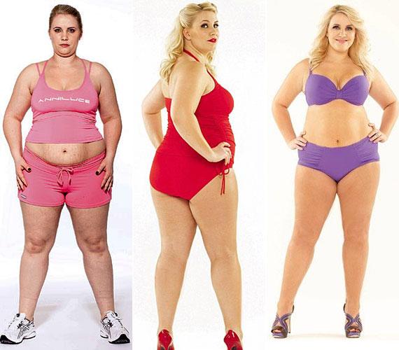 2010-ben, kislánya születése után, illetve már terhessége alatt ismét jókora túlsúlyt szedett fel: ekkor 95 kilót mutatott alatta a mérleg.