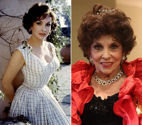Az egykor csodaszép Gina Lollobrigida idén szeptemberben ünnepli 88. születésnapját. Korához képes ő is jó formában van. A díva 1972-ben feltűnt a Magyar Televízió szilveszteri adásában. A színésznő 2006-ban ismét férjhez akart menni egy nála, de még fiánál is fiatalabb férfihoz. 34 év volt köztük! A gúnyos megjegyzések miatt azonban a vőlegény felbontotta az eljegyzést.