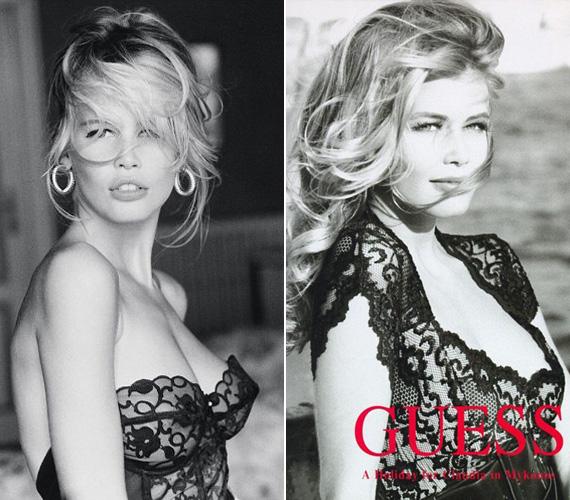 Az első fotó 23 évvel ezelőtt készült, míg a jobb oldali pár nappal ezelőtt.
