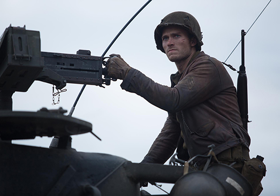 Tavaly David Ayer Harag című, második világháborús produkciójában kapott egy kisebb szerepet. A filmben együtt dolgozhatott Brad Pitt-tel is.