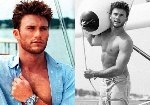 Clint Eastwood sármját volt kinek örökölnie, hiszen Scott kiköpött mása édesapjának. Az Oscar- és Golden Globe-díjas filmrendező és producer 55 éves volt, amikor fia született, aki olyan filmekben szerepelt már, mint például a Fury - Harag - vagy a The Longest Ride - Hosszú utazás.