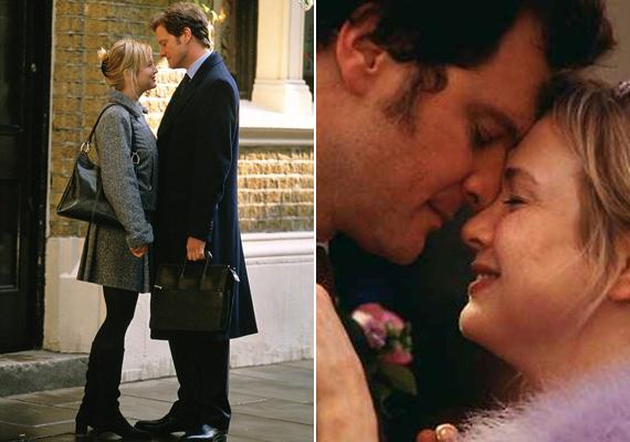 Igaz, utálta a pulcsijait, és a férfi olyan volt, mint aki karót nyelt, mégis Mark Darcyt választotta végül Bridget, és milyen jól tette! Mi legalábbis nagyon szurkoltunk, hogy a jófiú Mark mellett döntsön.