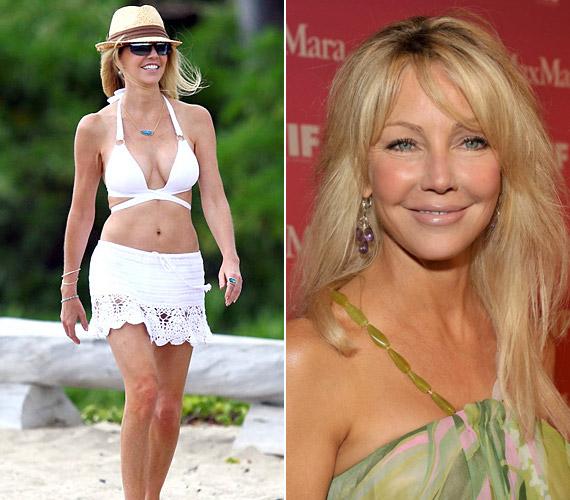Heather Locklearról senki nem mondaná meg, hogy már 52 éves.