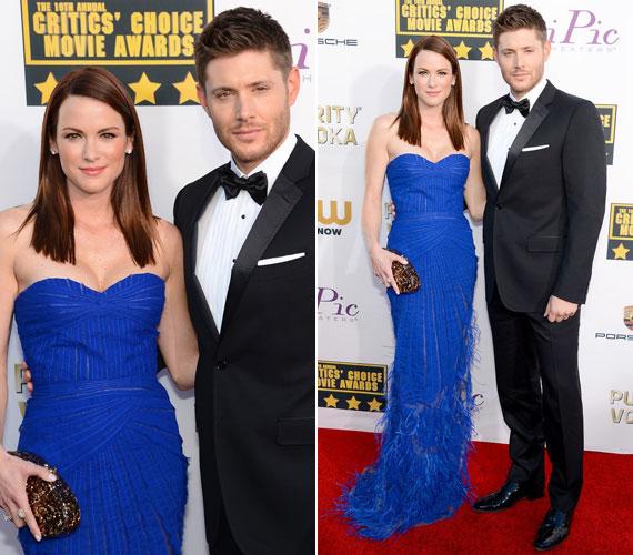 A színész pár Danneel és Jensen Ackles. A színésznő a Tuti gimi és a Barátság extrákkal című sorozatból lehet ismerős, míg a színész az Odaát sztárja.