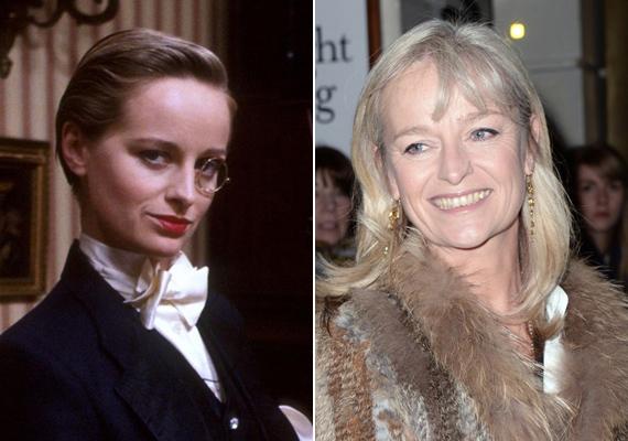 De talán Ms. Cissy, azaz Catherine Rabett története a legérdekesebb. A sorozat után a színésznőből Bond-lány lett, szerepet kapott a Halálos rémület című filmben Timothy Dalton mellett. Ezután András herceggel randevúzott évekig, de szakított vele jelenlegi férjéért, a színész Kit Hesketh-Harveyért.