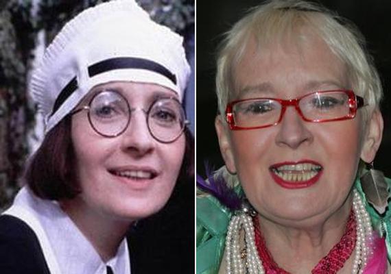 Az Ivy Tisdalet megformáló Su Pollard idén lesz 66 éves. Su karrierje a Hi-De-Hi! című sorozattal indult be, ahol megismerte a Csengetett Mylord alkotóit Jimmy Perryt és David Croftot. Ezután egyenes út vezetett Ivy Tisdale szerepéhez.                         Kevesen tudják, de Su énekesi babérokra is tört, Angliában 3 albumát is kiadták. Az elmúlt pár évben inkább szinkronszínészként tevékenykedett és segített megírni férje életrajzi könyvét is, mely a My Hi-de-Highlife - Su Pollard előtt, közben és után címet kapta.
