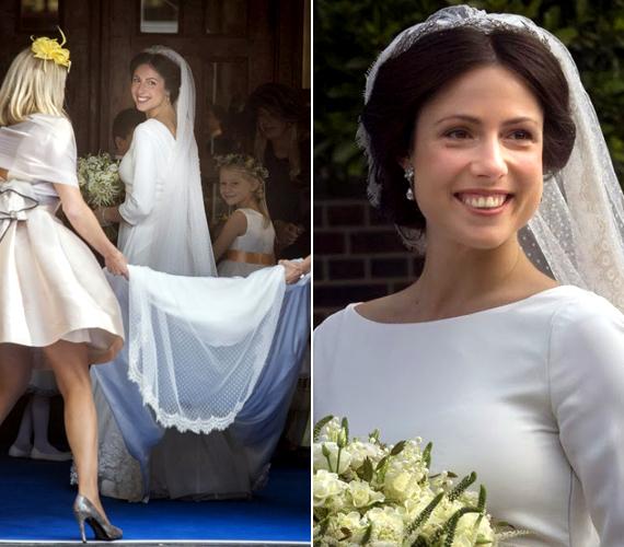 Az újdonsült hercegné nyolcéves koráig Budapesten élt. Apja, Cservenyák Tibor olimpiai bajnok vízilabdázó, kapusként volt tagja a válogatottnak, 1992 óta vegyészként dolgozik Svájcban.