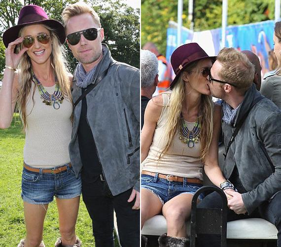 Ronan Keating és barátnője, Storm Uechtritz 2012-ben, az ausztrál X-Factor forgatásán találkoztak és szerettek egymásba, nem sokkal az után, hogy a Boyzone egykori énekese bejelentette, 14 év után elválnak útjai feleségével. Azóta elválaszthatatlanok, legutóbb június 14-én kapták őket lencsevégre a Wight-szigeten rendezett zenei fesztiválon, ahol minden alkalmat megragadtak egy kis szerelmes összebújásra.